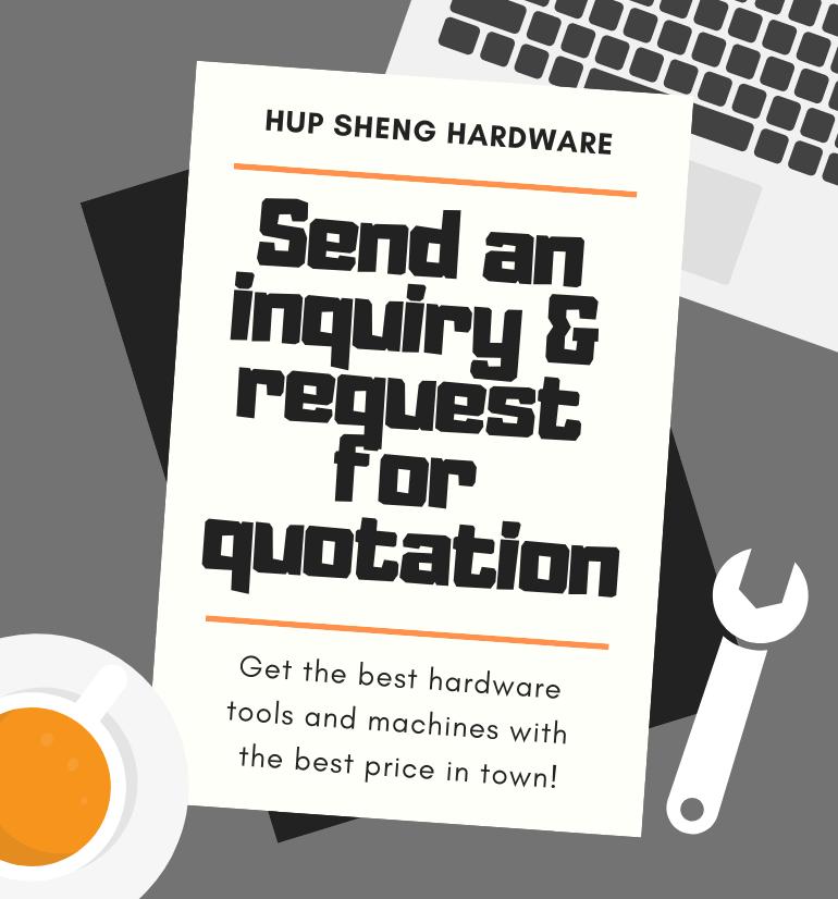 Hup Sheng Hardware | Online Hardware Store Malaysia