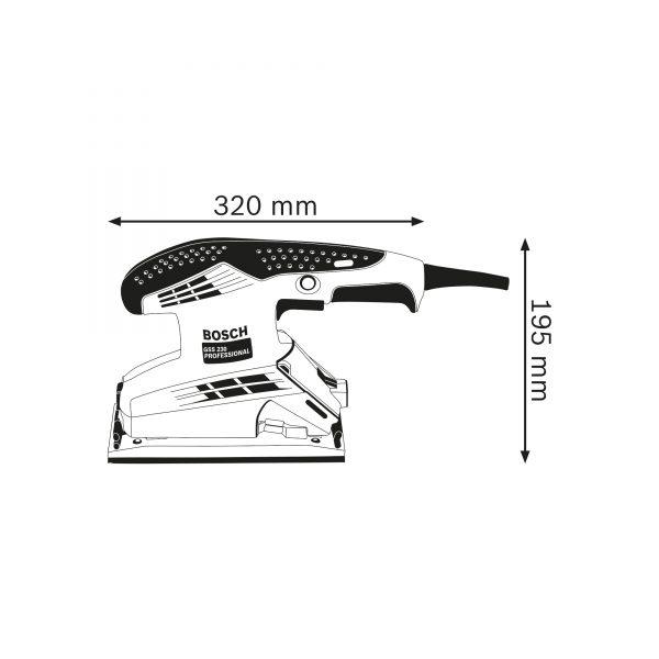 Bosch GSS230-2