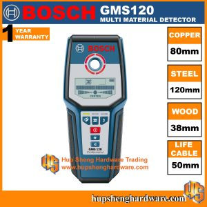 Bosch GMS120-1a Multi Material Detector