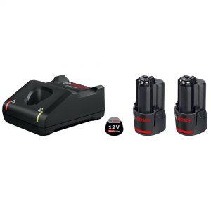 Bosch Starter Kit 12V2.0Ah-1