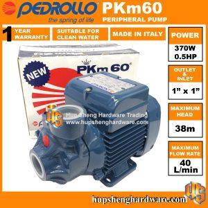 Pedrollo Peripheral Pump PKm60-1a
