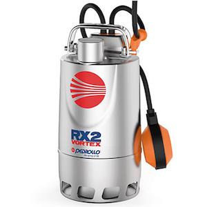 SS Drainage Pump (Dirty Water) Vortex RXm