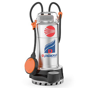 Submersible Drainage Pump (Clear Water) D Series