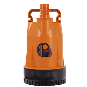 Submersible Pump Gold Fish GF Series (Clear Water)