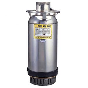 Submersible Large Dewatering Pump KS Series (Dirty Water)