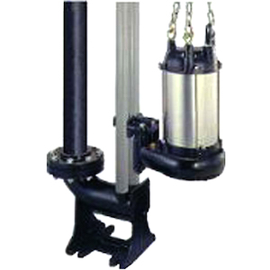 Submersible Sewage Pump with Guide Chain STO Series