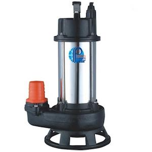 Submersible Waste Handling Pump SS Series (Dirty Water)
