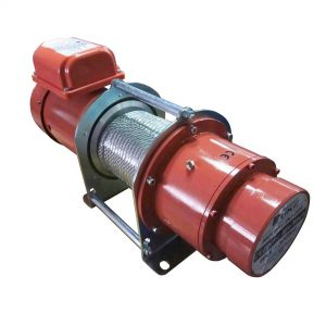 DUKE ELectric Drum Winch DU202 DU204 DU208