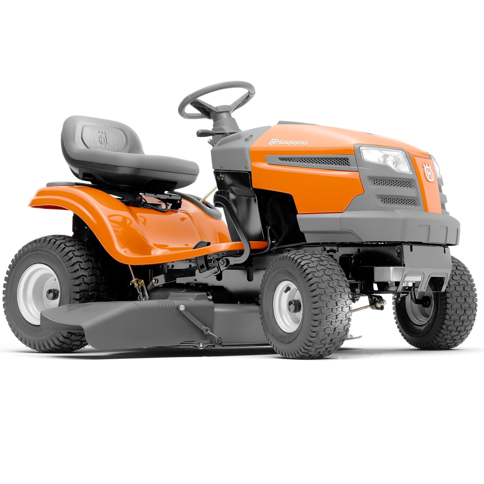 Husqvarna Ts138 Garden Tractor Large Collector