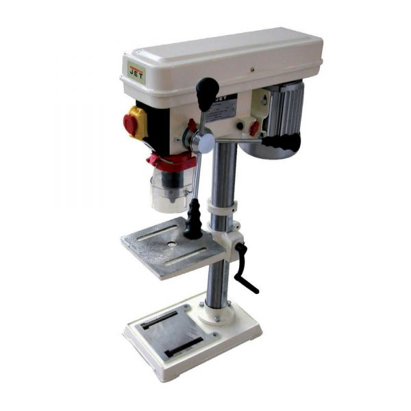 JET JDP10L: Bench Drill, Drilling Capacity:16mm, Motor:450W, Spindle  Speed:2450rpm, 38kg