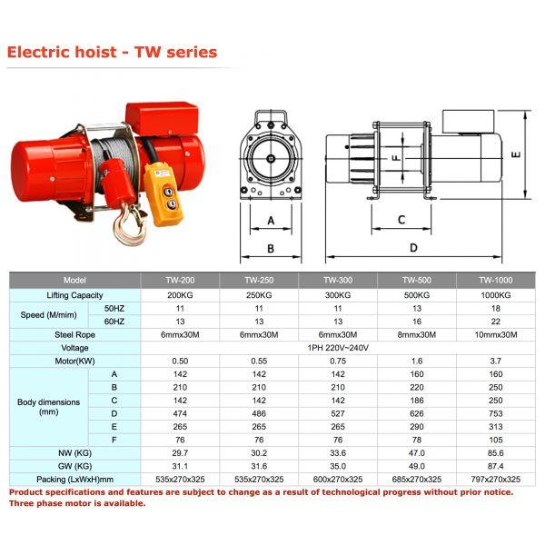 NKK Electroc Winch-2