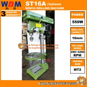 WDM ST16A-1a Bench Drilling