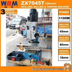 WDM ZX7045T-1a Drilling & Milling