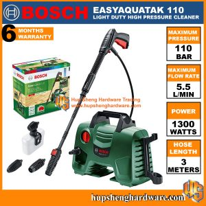 Bosch EasyAquatak110-1a High Pressure Cleaner