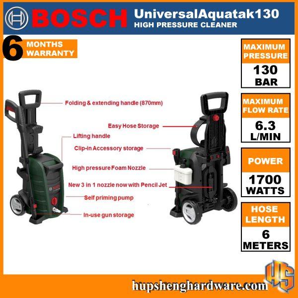 Bosch UniversalAquatak130-2a