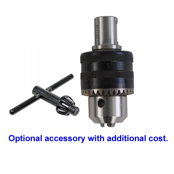Drill Chuck With Arbor Adaptor for Magnetic Drilling Machine