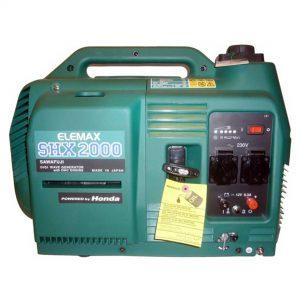 Honda Elemax SHX2000-1