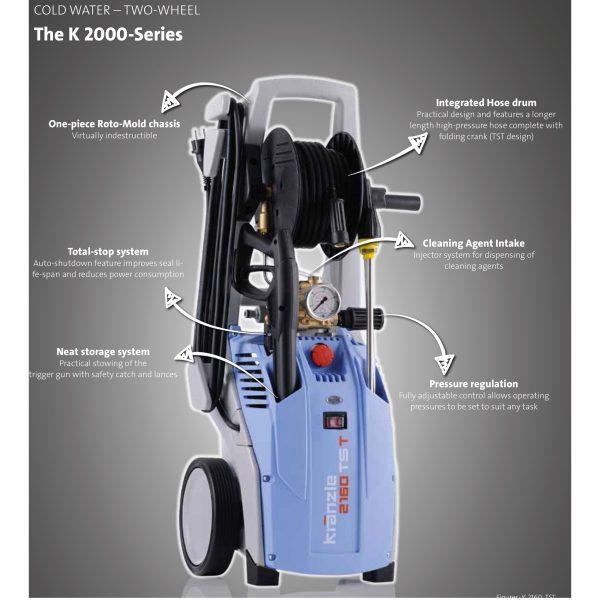 Kranzle K2000 Series-1