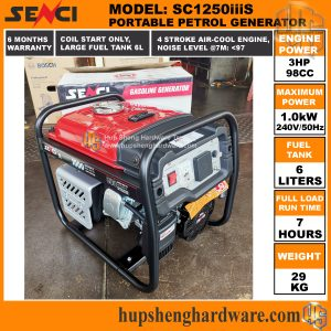 Senci SC1250iiiS-1