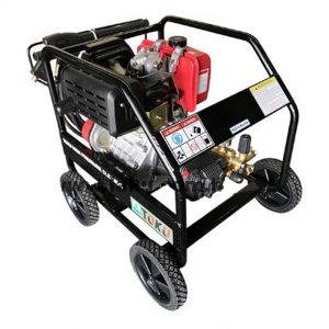 TOKU IDS3082 with Diesel Engine CC186