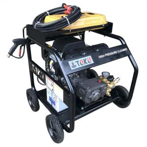 Toku High Pressure Cleaner IDS3350 with Robin Petrol Engine