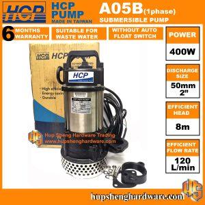HCP A05B-1a Submersible Pump-1a