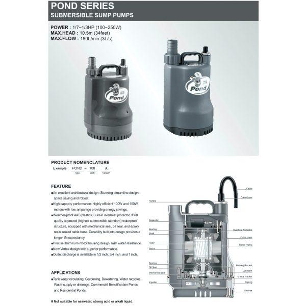 HCP Pond Series-1