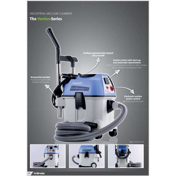 Kranzle Vacuum Cleaner-1