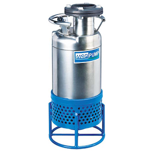 Agitator Slurry Submersible Pump