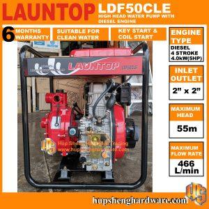Launtop LDF50CLE-5a High Head Water Pump