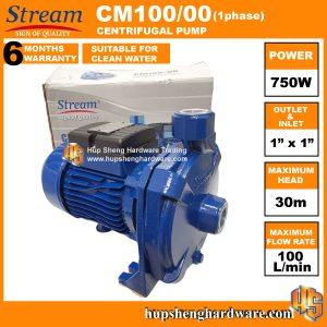 Stream Centrifugal Pump CM100-00-1a