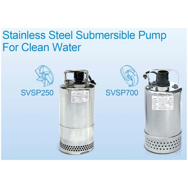 Stream Stainless Steel Submersible Pump-1