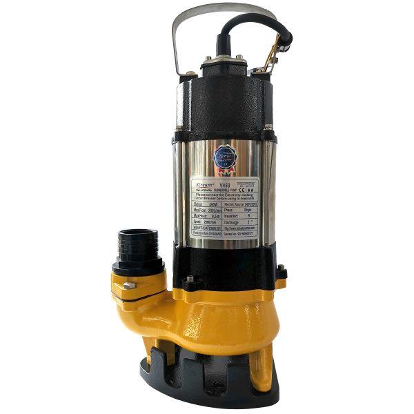 Stream Submersible Pump V450