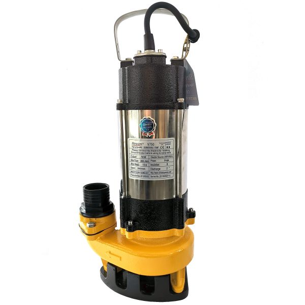 Stream Submersible Pump V750