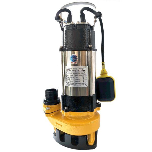 Stream Submersible Pump V750F