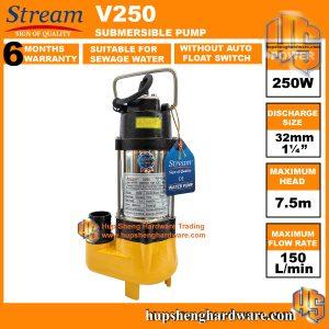 Stream V250aa-1