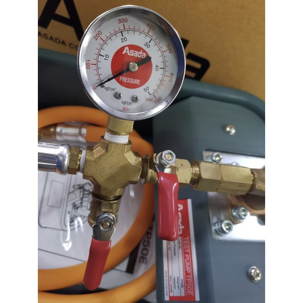 Asada Hydraulic Pressure Test TP50E-6