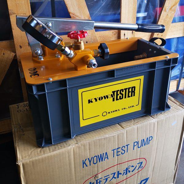 Kyowa T300NDX Hydro Test Pump-3