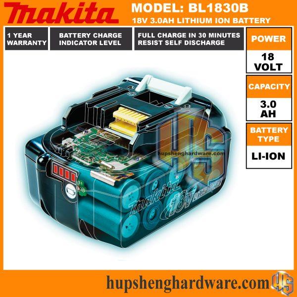 Makita BL1830Bd