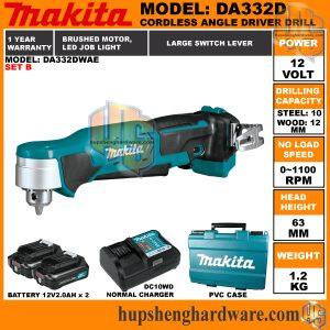 Makita DA332DWAE-1aa