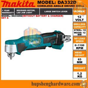 Makita DA332DZ-1aa