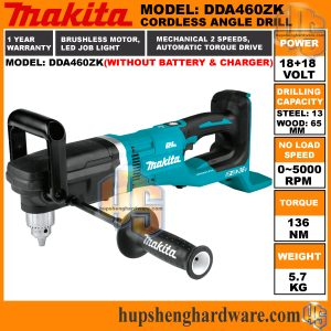 Makita DDA460ZK-1a