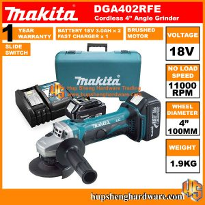 Makita DGA402RFE-1a