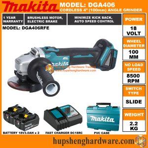 Makita DGA406RFEa