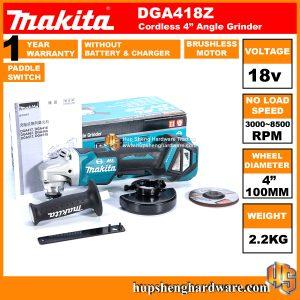 Makita DGA418Z-1a