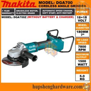 Makita DGA700-1