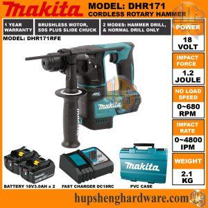 Makita DHR171RFEa