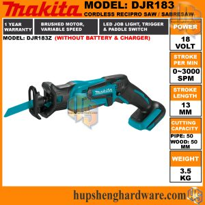 Makita DJR183Z-1a