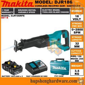 Makita DJR186RFE-1a