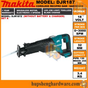 Makita DJR187-1